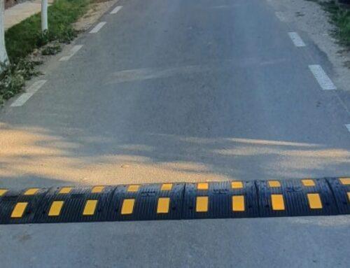 Se montează limitatoare de viteză pe străzile din Zimandu Nou si Zimand Cuz!